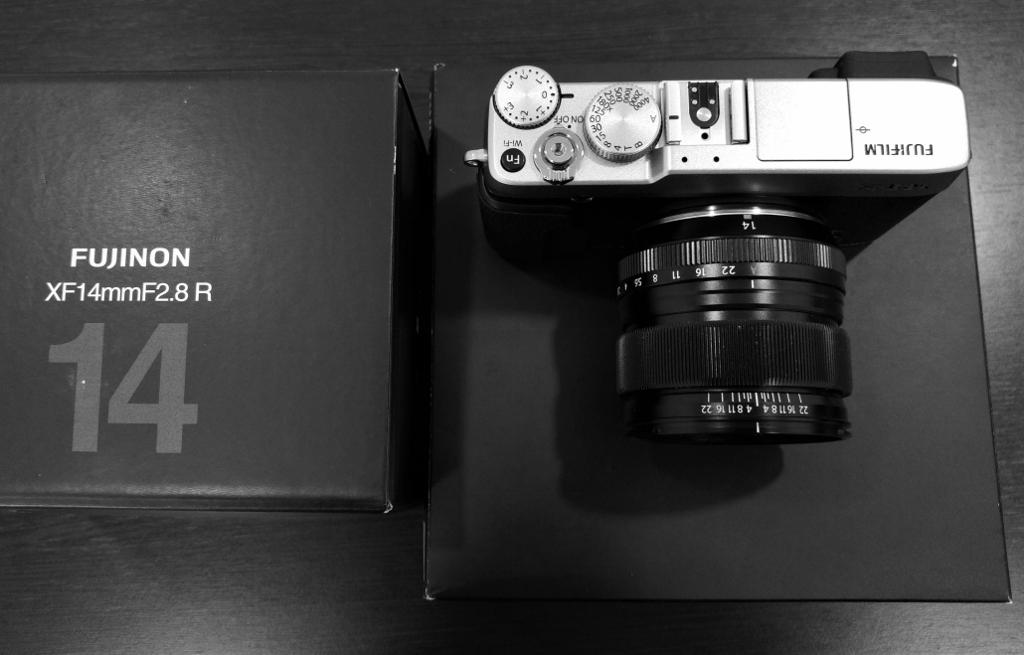 Fuji XE2-S y 14mm - 1