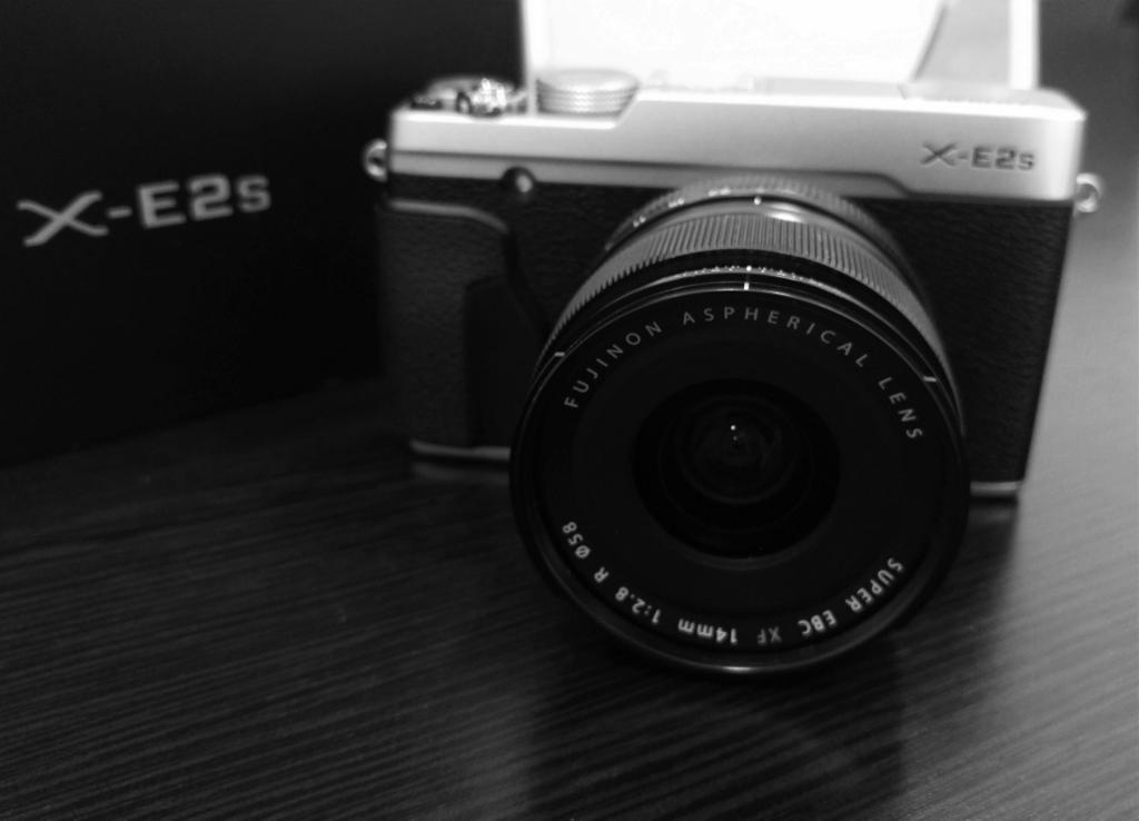 Fuji XE2-S y 14mm - 2