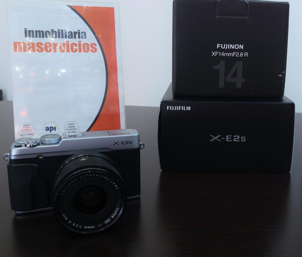 Fuji XE2-S y 14mm - 3